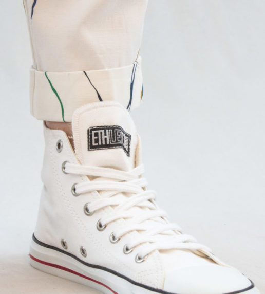 Sneakers Montantes Blanches