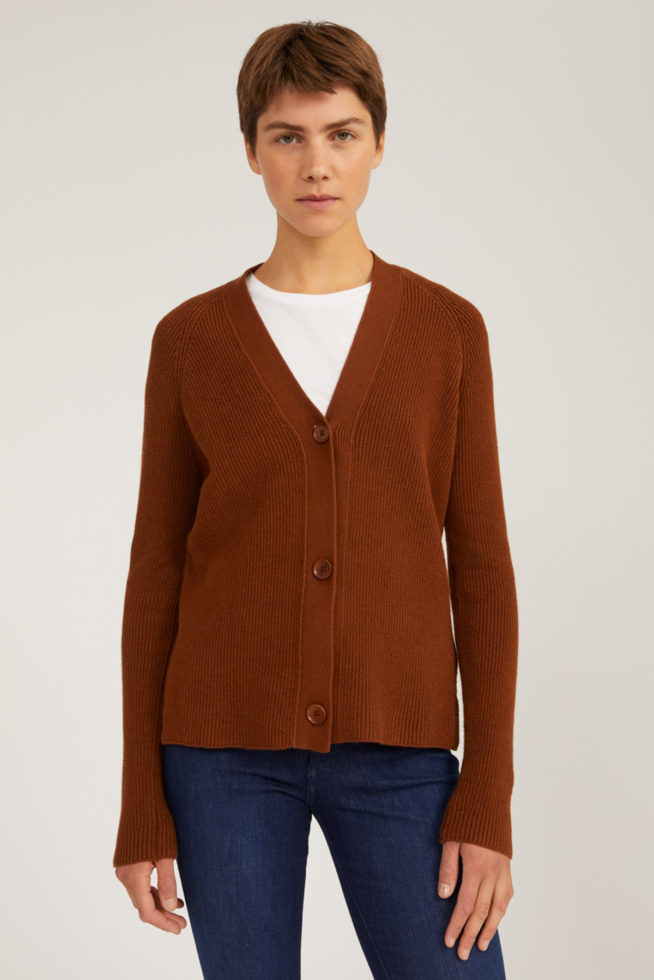 coco friendly cardigan coton bio