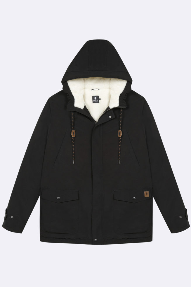 coco friendly parka marine